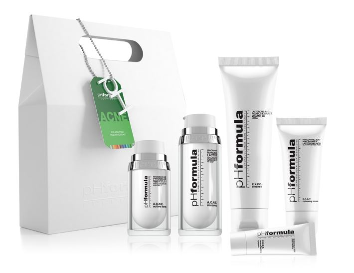 pHformula - A.C.N.E. resurfacing homecare KIT Image