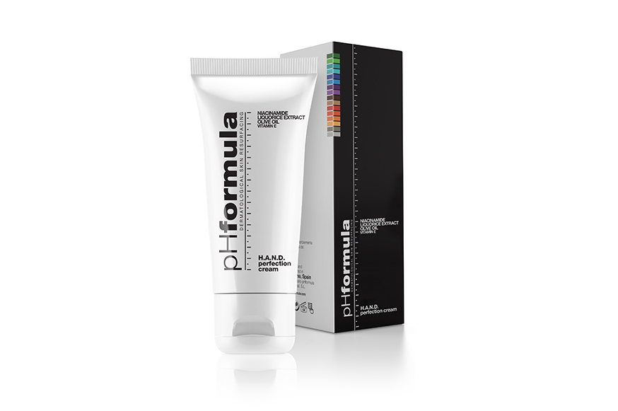 pHformula - H.A.N.D. pflegende Creme mit UV Filter - 75 ml Image