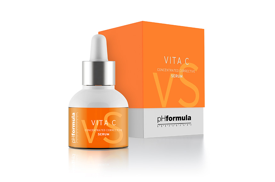 pHformula - VITA C concentrated corrective serum 30ml Image